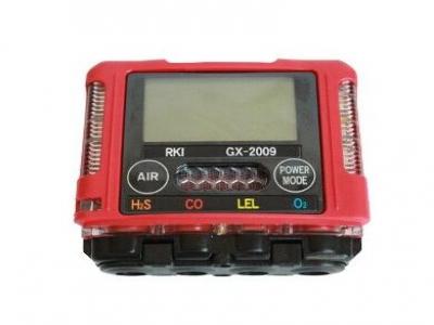 GX-2009日本理研大屏幕四合一气体检测仪
