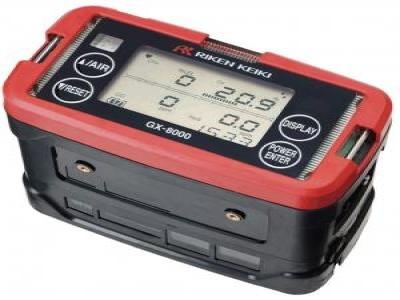 GX-8000日本理研五合一气体检测仪
